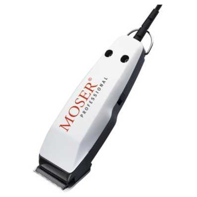 1411-0086 Moser Hair trimmer 1400 Mini 220-240V 50 Hz/триммер 1400 mini, белый