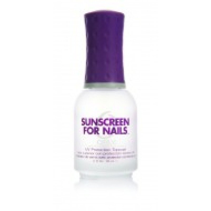44220 Верхнее покрытие с УФ Sunscreen For Nails ORLY 18мл.